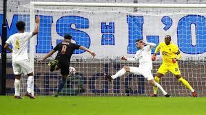 City Kalahkan Marseille 3-0