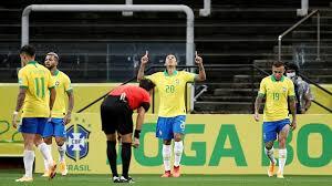 Brasil Menang Telak