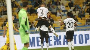 Jerman Tundukkan Ukraina 2-1