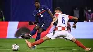 Prancis Tundukkan Kroasia 2-1