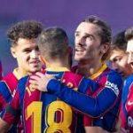 Barcelona Hajar Osasuna 4-0