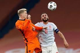 Belanda Ditahan Spanyol 1-1