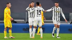 Juventus Kalahkan Cagliari 2-0