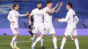 Madrid Kalahkan Celta 2-0