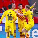 Copa Del Rey – Hasil Pertandingan Athletic Bilbao vs Barcelona, Skor 0-4