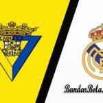 Prediksi LaLiga Santander – Prediksi Cadiz vs Real Madrid, 22 April 2021