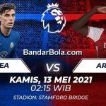 Prediksi Jitu – Prediksi Chelsea vs Arsenal, 13 Mei 2021