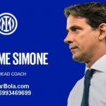 Agen Bola Online – Simone Inzaghi Resmi Jadi Pelatih Baru Inter Milan